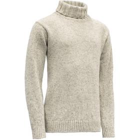 Devold Nansen Suéter Cuello Alto, grey melange
